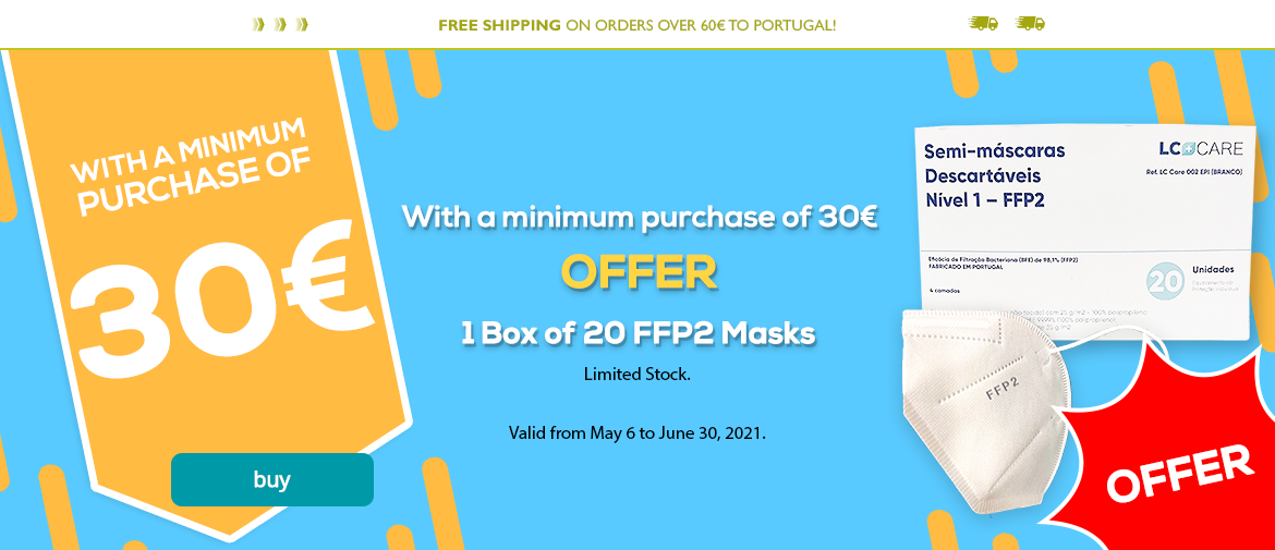 30€ Masks offer