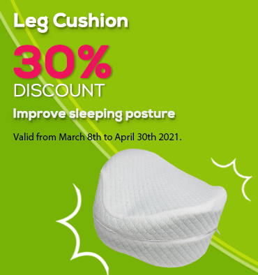 Promotion Leg Cushion