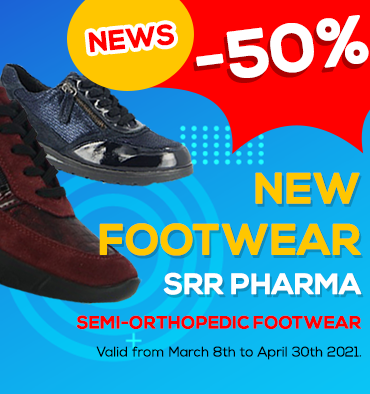 Promotion New Footwear SRR Pharma