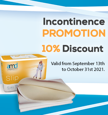 Incontinence 10%