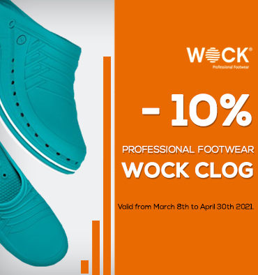Promotion Wock Clog