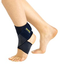 Elastic Foot with 8 Bandage Wrap