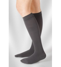 Soft Rib Flap Elastic Knee Socks (especially Soft)