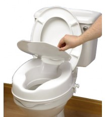 Toilet Lift With Lid