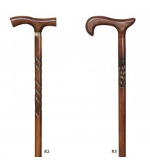 Wooden Cane Ref.82 AND 83