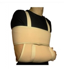 Arm Support With Contoured Chest Band