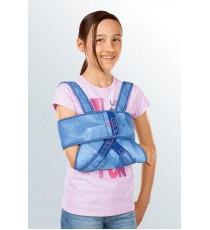 Support for Immobilization of the Medi Kidz Shoulder Joint
