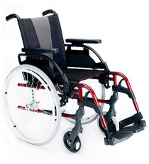 Breezy Style Wheelchair