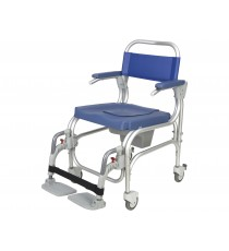 Atlantic Sanitary And Bath Chair With Wheels
