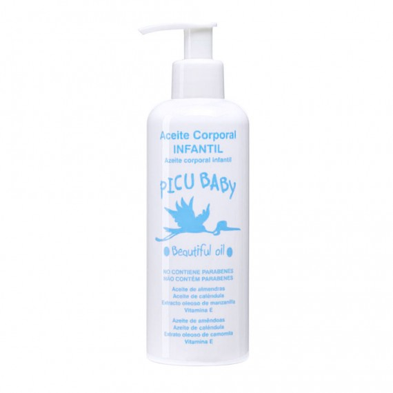 Picu Baby 250ml Body Oil