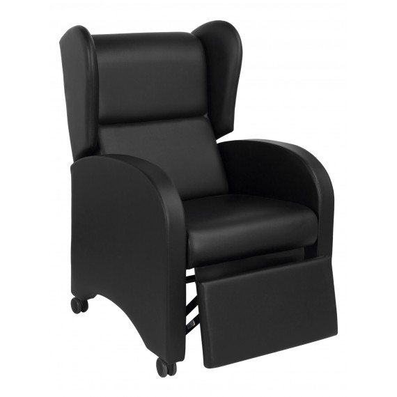 Manual Reclining Chair With Wheels