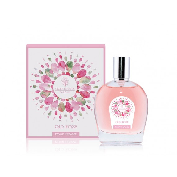 Perfume Old Rose - Green Botanic