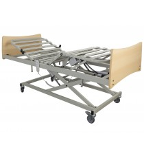 Victory Electric Articulated Bed With Scissor Lift