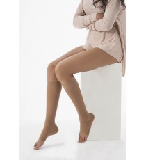 Diaphane Elastic Knee-high Stockings