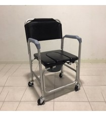 Sanitary and Bath Chair with Wheels