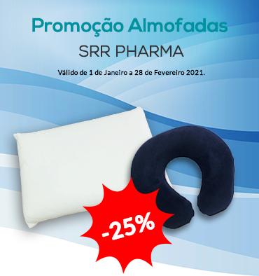 Almofadas SRR Pharma