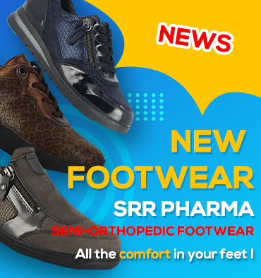 New Footwear SRR Pharma