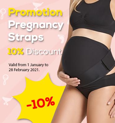 Pregnancy Straps Promotion
